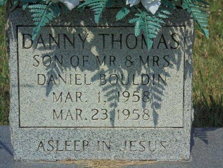 BOULDIN, DANNY THOMAS - Van Buren County, Tennessee | DANNY THOMAS BOULDIN - Tennessee Gravestone Photos