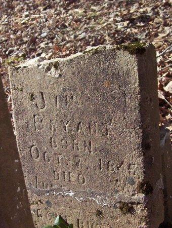 BRYANT, JIM - Warren County, Tennessee | JIM BRYANT - Tennessee Gravestone Photos