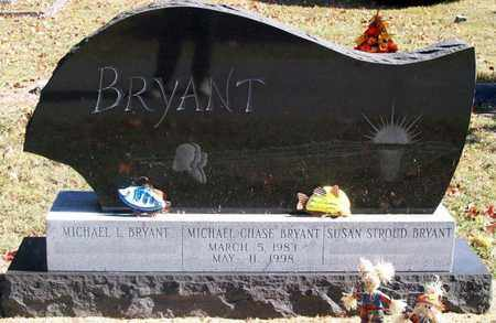 BRYANT, MICHAEL CHASE - Warren County, Tennessee | MICHAEL CHASE BRYANT - Tennessee Gravestone Photos