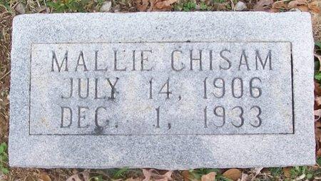 CHISAM, MALLIE - Warren County, Tennessee | MALLIE CHISAM - Tennessee Gravestone Photos