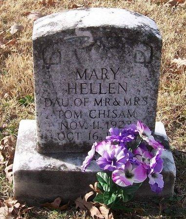 CHISAM, MARY HELLEN - Warren County, Tennessee   MARY HELLEN CHISAM - Tennessee Gravestone Photos