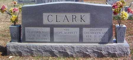 CLARK, CLIFFORD RAY - Warren County, Tennessee | CLIFFORD RAY CLARK - Tennessee Gravestone Photos
