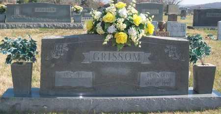 GRISSOM, LEONARD - Warren County, Tennessee | LEONARD GRISSOM - Tennessee Gravestone Photos