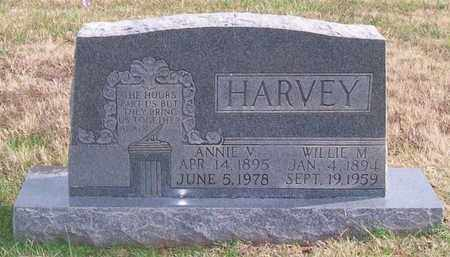 HARVEY, ANNIE V. - Warren County, Tennessee | ANNIE V. HARVEY - Tennessee Gravestone Photos