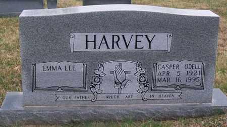 HARVEY, CASPER ODELL - Warren County, Tennessee | CASPER ODELL HARVEY - Tennessee Gravestone Photos