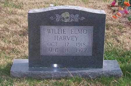 HARVEY, WILLIE ELMO - Warren County, Tennessee | WILLIE ELMO HARVEY - Tennessee Gravestone Photos