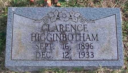 HIGGINBOTHAM, CLARENCE - Warren County, Tennessee   CLARENCE HIGGINBOTHAM - Tennessee Gravestone Photos
