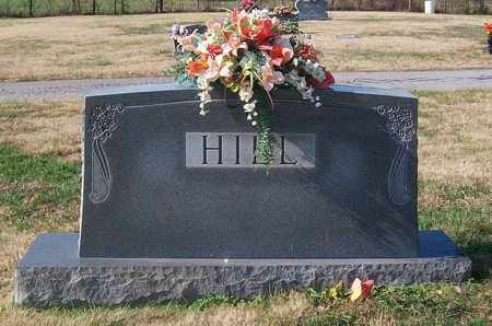 HILL, IRA G. - Warren County, Tennessee | IRA G. HILL - Tennessee Gravestone Photos