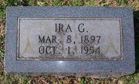 HILL, IRA G. - Warren County, Tennessee | IRA G. HILL - Tennessee Gravestone Photos