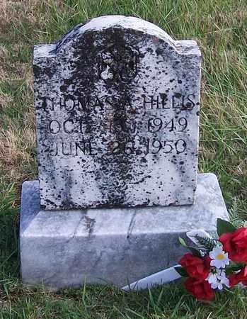 HILLIS, THOMAS A. - Warren County, Tennessee | THOMAS A. HILLIS - Tennessee Gravestone Photos