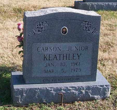 KEATHLEY, CARSON JUNIOR - Warren County, Tennessee | CARSON JUNIOR KEATHLEY - Tennessee Gravestone Photos