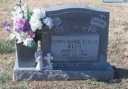 KENT, DAWN MARIE - Warren County, Tennessee | DAWN MARIE KENT - Tennessee Gravestone Photos