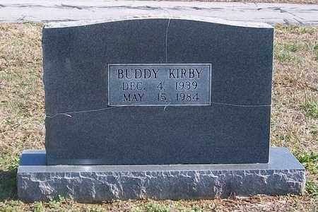 KIRBY, BUDDY - Warren County, Tennessee | BUDDY KIRBY - Tennessee Gravestone Photos
