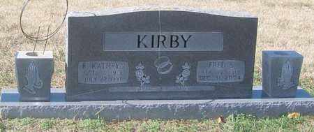 KIRBY, R. KATHRYN - Warren County, Tennessee | R. KATHRYN KIRBY - Tennessee Gravestone Photos
