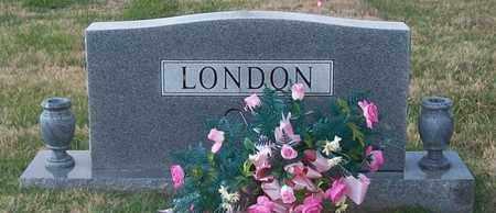 LONDON, LAWRENCE K. - Warren County, Tennessee | LAWRENCE K. LONDON - Tennessee Gravestone Photos