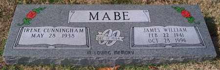 MABE, JAMES WILLIAM - Warren County, Tennessee | JAMES WILLIAM MABE - Tennessee Gravestone Photos