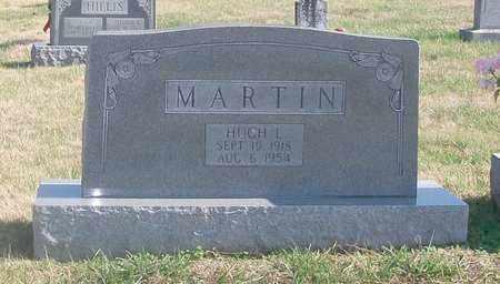 MARTIN, HUGH L. - Warren County, Tennessee | HUGH L. MARTIN - Tennessee Gravestone Photos