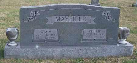 MAYFIELD, OVA M. - Warren County, Tennessee   OVA M. MAYFIELD - Tennessee Gravestone Photos