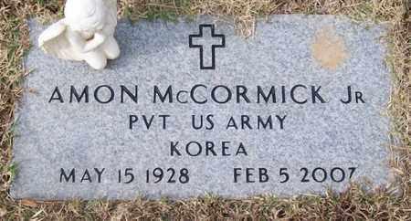 MCCORMICK, JR. (VETERAN), AMON - Warren County, Tennessee   AMON MCCORMICK, JR. (VETERAN) - Tennessee Gravestone Photos