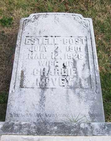 BOST MCVEY, ESTELL - Warren County, Tennessee | ESTELL BOST MCVEY - Tennessee Gravestone Photos
