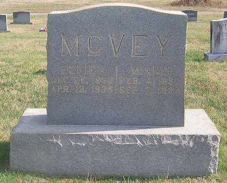 MCVEY, EZKIEL - Warren County, Tennessee | EZKIEL MCVEY - Tennessee Gravestone Photos