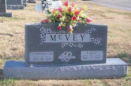 LUNA MCVEY, N. NOVELLA - Warren County, Tennessee   N. NOVELLA LUNA MCVEY - Tennessee Gravestone Photos