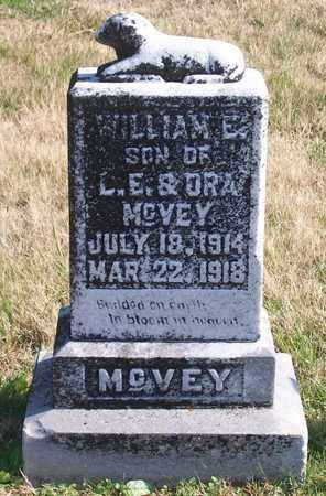 MCVEY, WILLIAM E. - Warren County, Tennessee | WILLIAM E. MCVEY - Tennessee Gravestone Photos