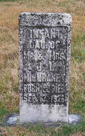 MILLRANEY, INFANT DAU. - Warren County, Tennessee | INFANT DAU. MILLRANEY - Tennessee Gravestone Photos