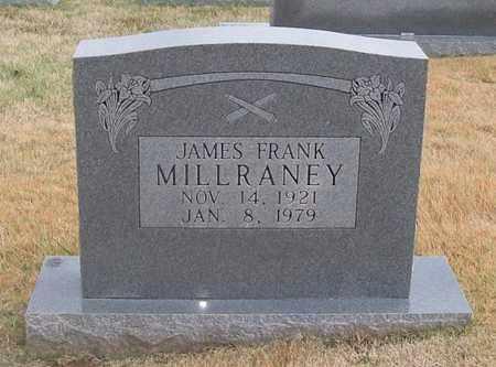 MILLRANEY, JAMES FRANK - Warren County, Tennessee | JAMES FRANK MILLRANEY - Tennessee Gravestone Photos
