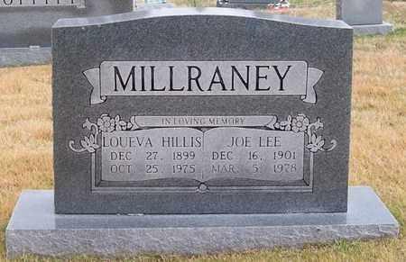 HILLIS MILLRANEY, LOUEVA - Warren County, Tennessee | LOUEVA HILLIS MILLRANEY - Tennessee Gravestone Photos