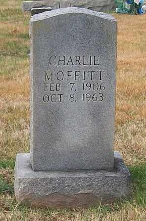 MOFFITT, CHARLIE - Warren County, Tennessee | CHARLIE MOFFITT - Tennessee Gravestone Photos