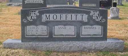 MOFFITT, LOUIS L. - Warren County, Tennessee | LOUIS L. MOFFITT - Tennessee Gravestone Photos