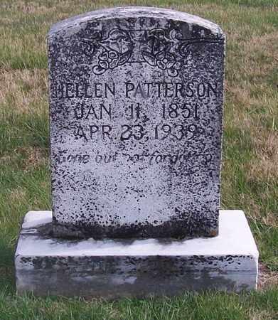PATTERSON, HELLEN - Warren County, Tennessee | HELLEN PATTERSON - Tennessee Gravestone Photos