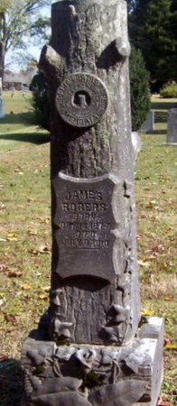 ROGERS, JAMES - Warren County, Tennessee | JAMES ROGERS - Tennessee Gravestone Photos