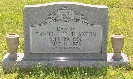 THAXTON, DANIEL LEE (DANNY) - Warren County, Tennessee | DANIEL LEE (DANNY) THAXTON - Tennessee Gravestone Photos