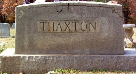 THAXTON, DOVIE CLAUDINE - Warren County, Tennessee | DOVIE CLAUDINE THAXTON - Tennessee Gravestone Photos