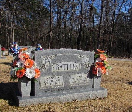 BATTLES, FRANKLIN - Wayne County, Tennessee | FRANKLIN BATTLES - Tennessee Gravestone Photos