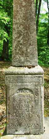 DAVIS, JOSEPH H. - Wayne County, Tennessee | JOSEPH H. DAVIS - Tennessee Gravestone Photos