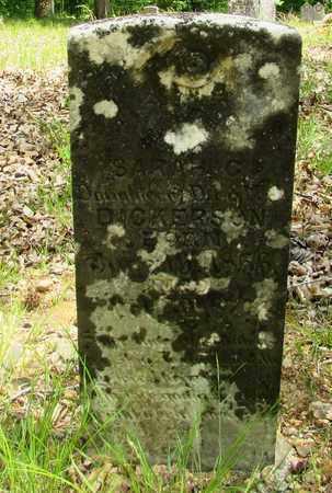 DICKERSON, SARAH C. - Wayne County, Tennessee | SARAH C. DICKERSON - Tennessee Gravestone Photos