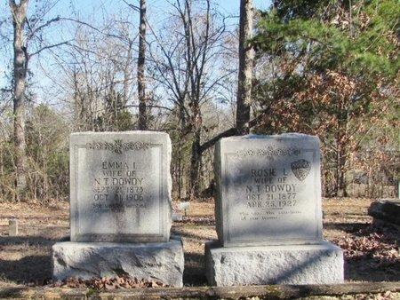 DOWDY, ROSIE L. - Wayne County, Tennessee | ROSIE L. DOWDY - Tennessee Gravestone Photos