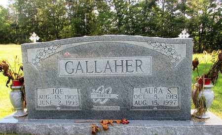 SPRINGER GALLAHER, LAURA - Wayne County, Tennessee | LAURA SPRINGER GALLAHER - Tennessee Gravestone Photos