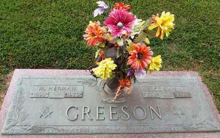GREESON, CORA E. - Wayne County, Tennessee | CORA E. GREESON - Tennessee Gravestone Photos