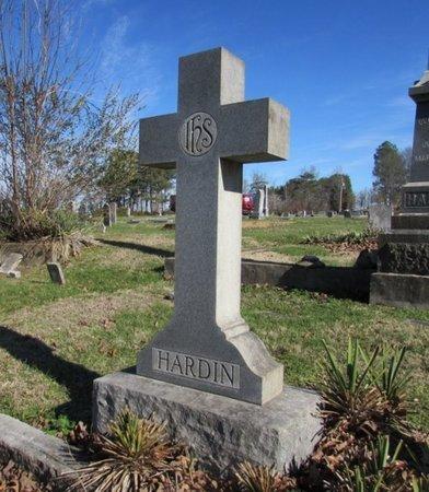 HARDIN, FAMILY STONE - Wayne County, Tennessee | FAMILY STONE HARDIN - Tennessee Gravestone Photos