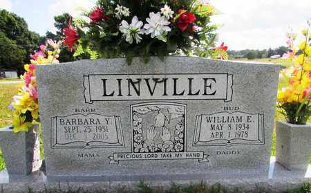 LINVILLE, WILLIAM E. - Wayne County, Tennessee | WILLIAM E. LINVILLE - Tennessee Gravestone Photos