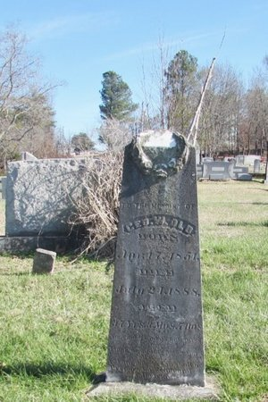 OLD, GEORGE W. - Wayne County, Tennessee | GEORGE W. OLD - Tennessee Gravestone Photos