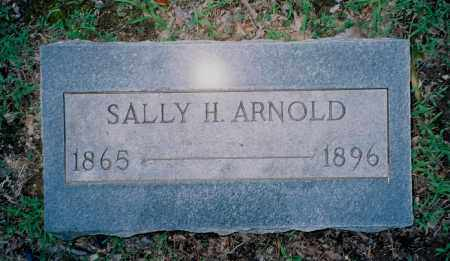 ARNOLD, SALLY H. - Weakley County, Tennessee | SALLY H. ARNOLD - Tennessee Gravestone Photos