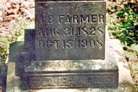 FARMER (VETERAN CSA), JOHN B - Weakley County, Tennessee   JOHN B FARMER (VETERAN CSA) - Tennessee Gravestone Photos