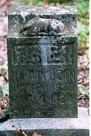 FARMER, MARVIN DEAN - Weakley County, Tennessee | MARVIN DEAN FARMER - Tennessee Gravestone Photos