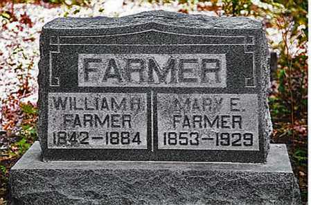 "FARMER, MARY ELIZABETH ""BETTY"" - Weakley County, Tennessee 