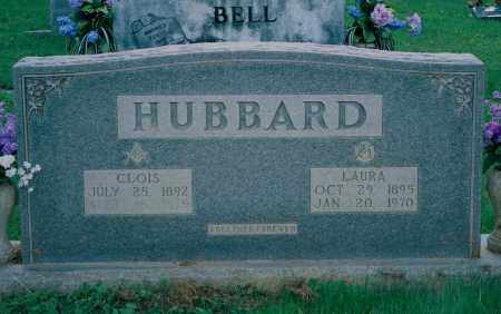 HUBBARD, CLOIS - Weakley County, Tennessee | CLOIS HUBBARD - Tennessee Gravestone Photos